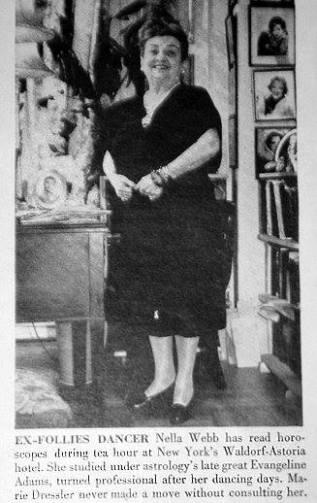 Aunt Nella in 1946, Life Magazine